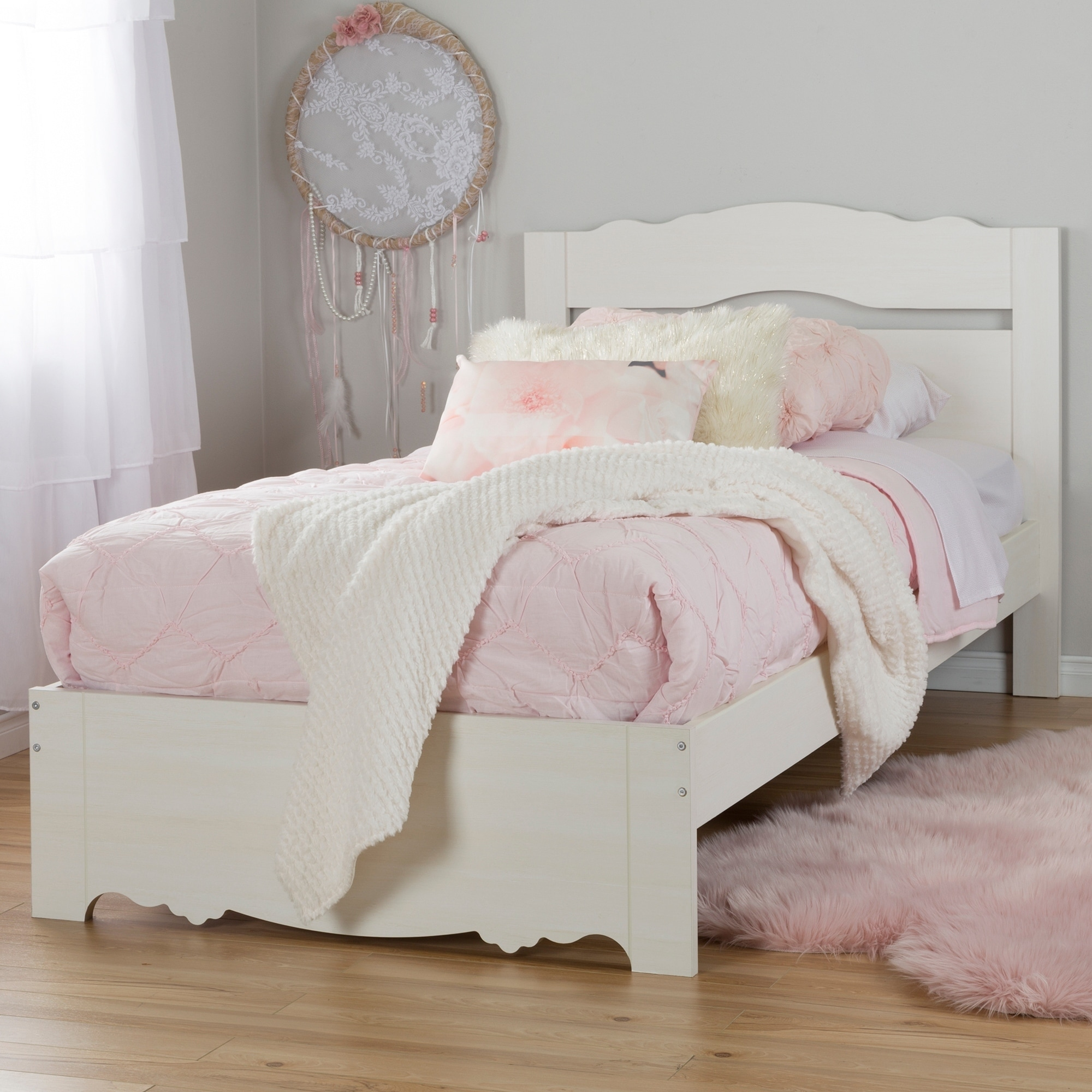 South Shore Lily Rose Bed Set