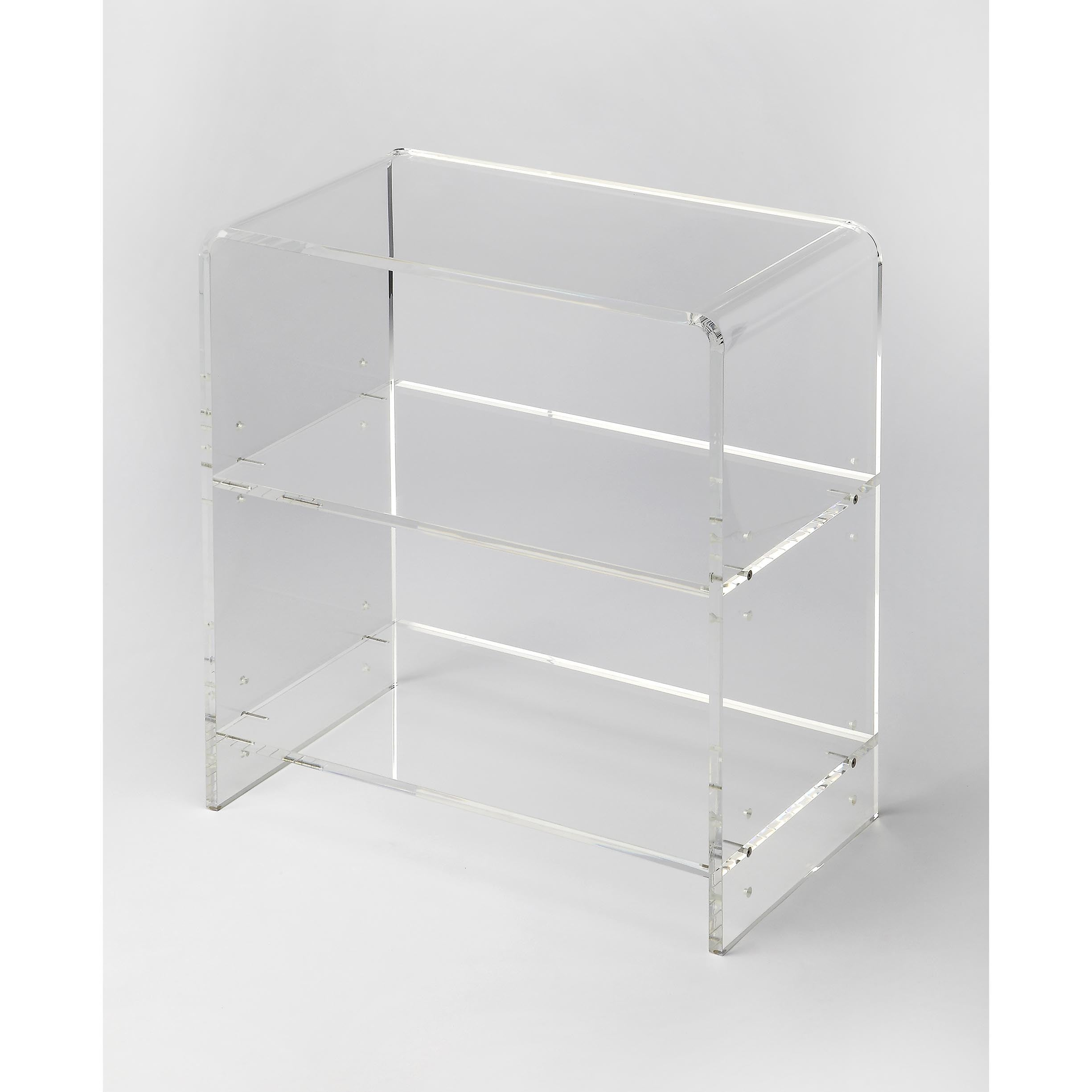 adler jonathan jacques pin acrylic etagere bookcase modern home ideas room