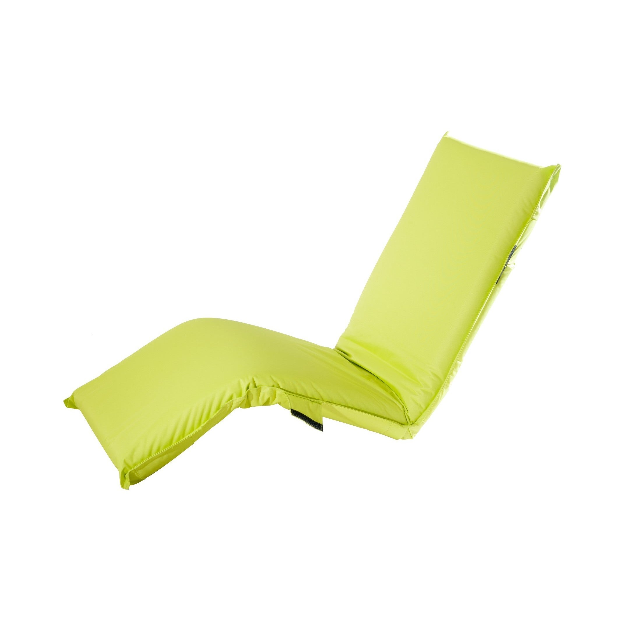 Shop Blue Green Orange Polyester Adjustable Lounge Chair