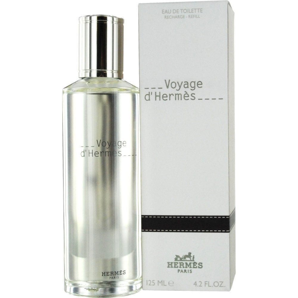 Shop Hermes Voyage Dhermes Mens 42 Ounce Eau De Toilette Splash Terre D Man Parfum 75 Ml Refill Free Shipping Today 12053495