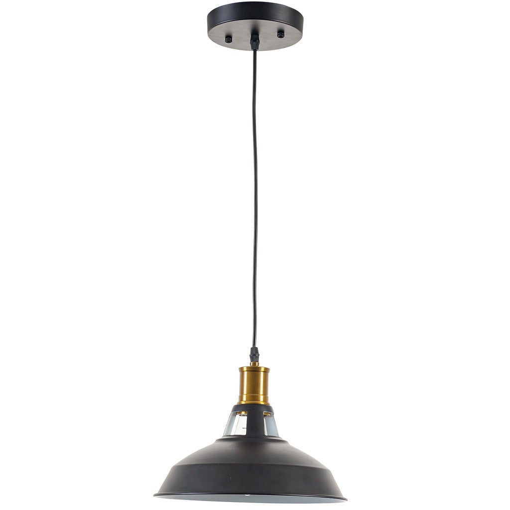 Light Society Danica Bronze Pendant Lamp