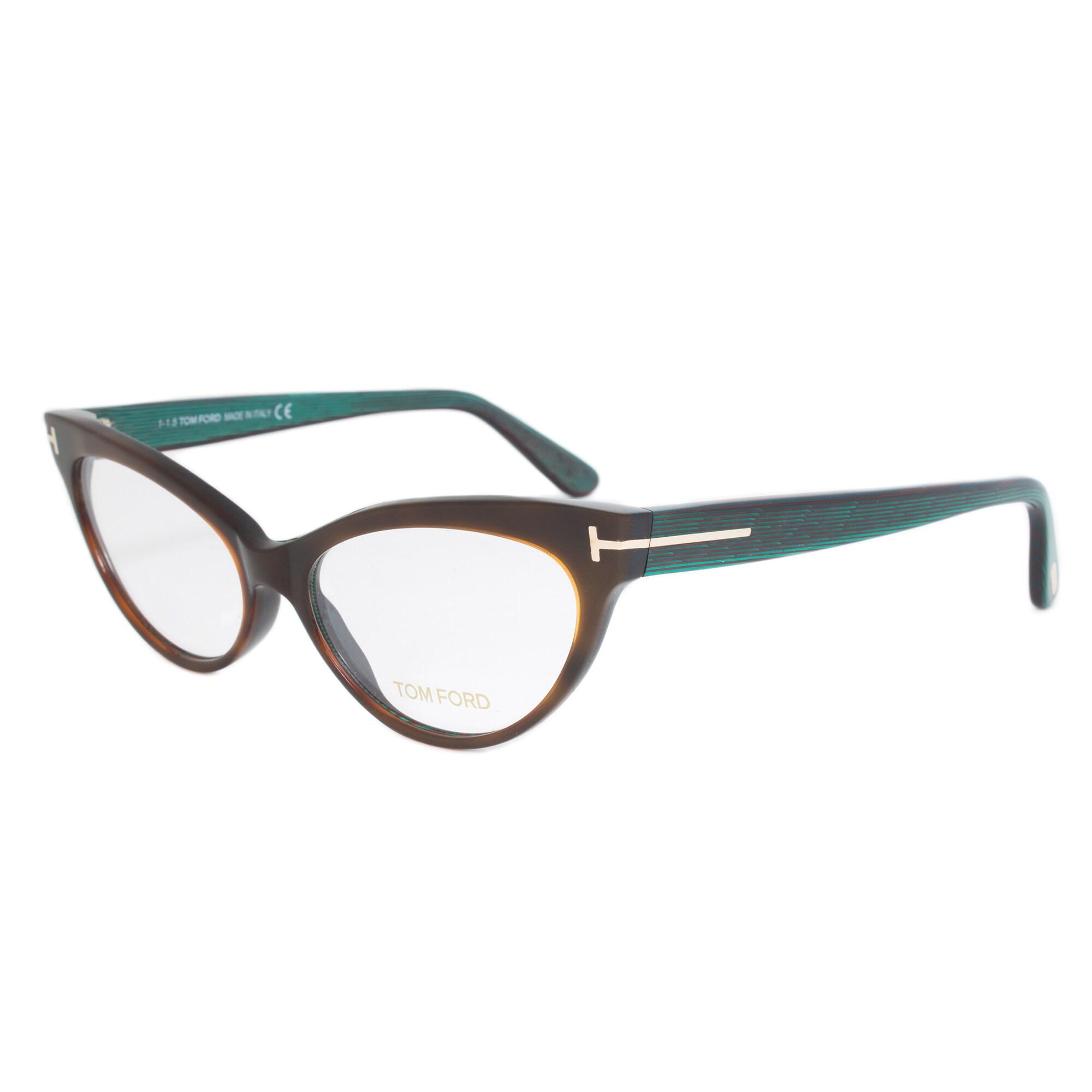 Tom Ford FT5317 052 Eyeglasses Frame - Free Shipping Today ...