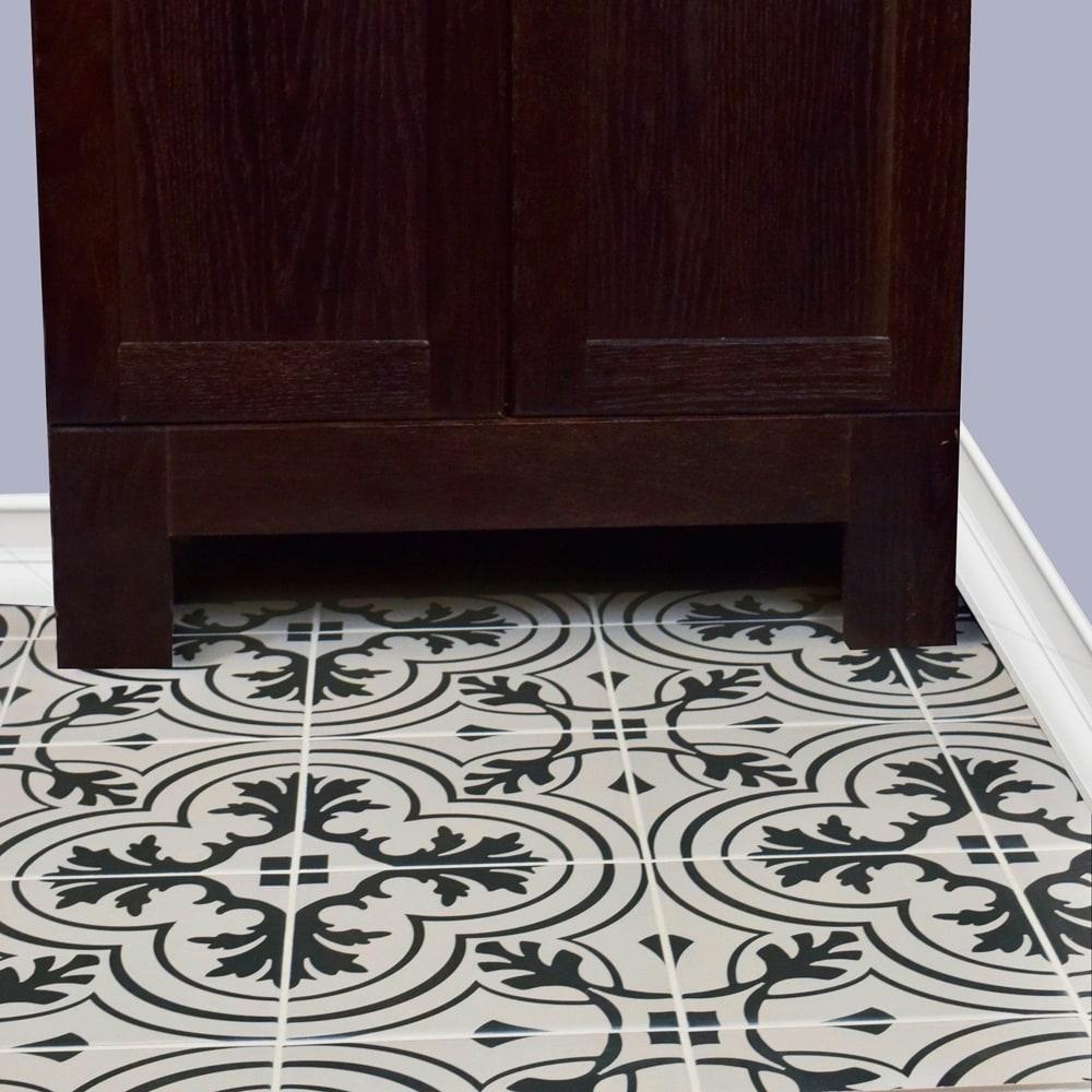 Shop Somertile 775x775 Inch Thirties Vintage Ceramic Tile 25