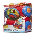 Melissa & Doug Beep-Beep & Play Activity Center Baby Toy