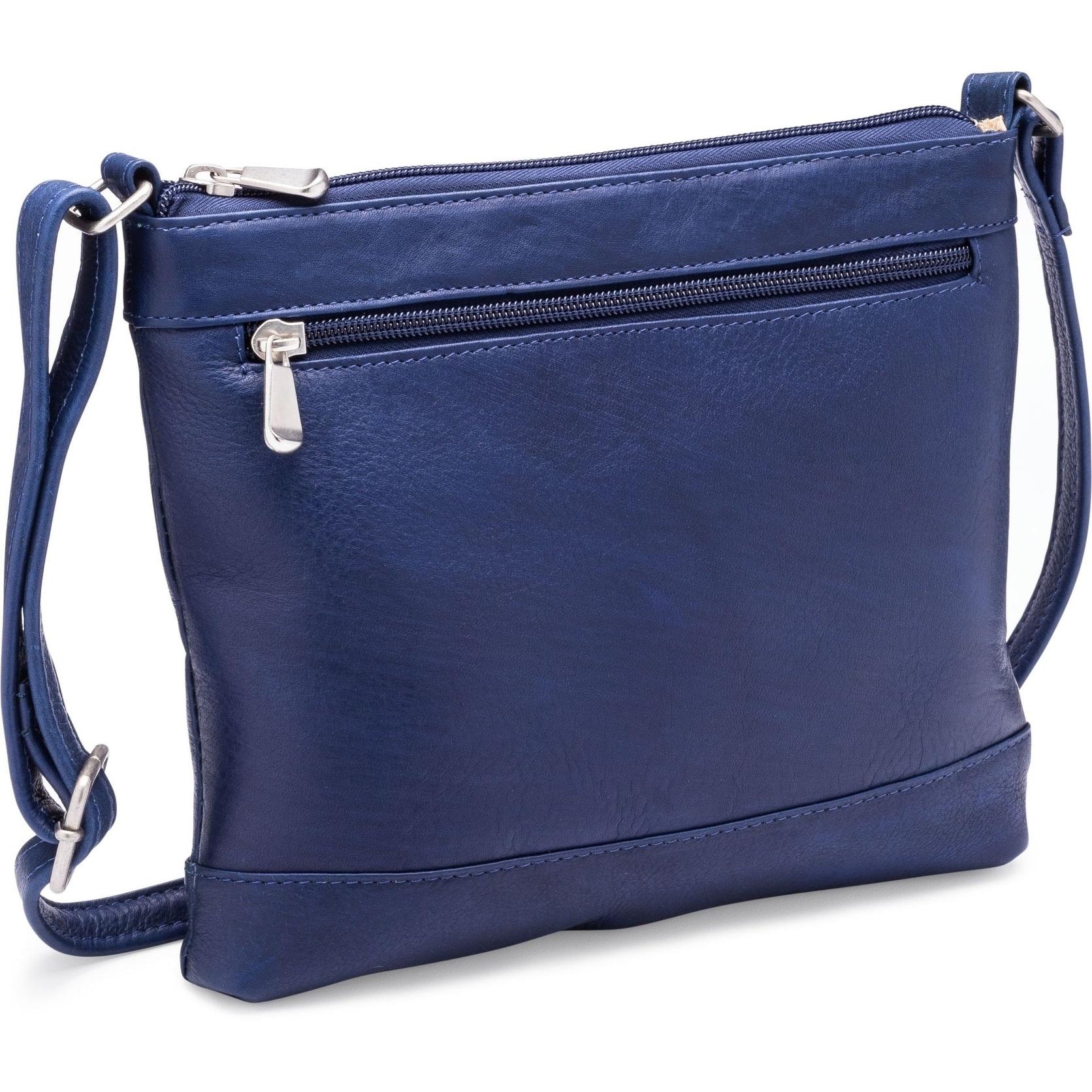 e440198cf4f6 LeDonne Leather Savanna Crossbody Handbag