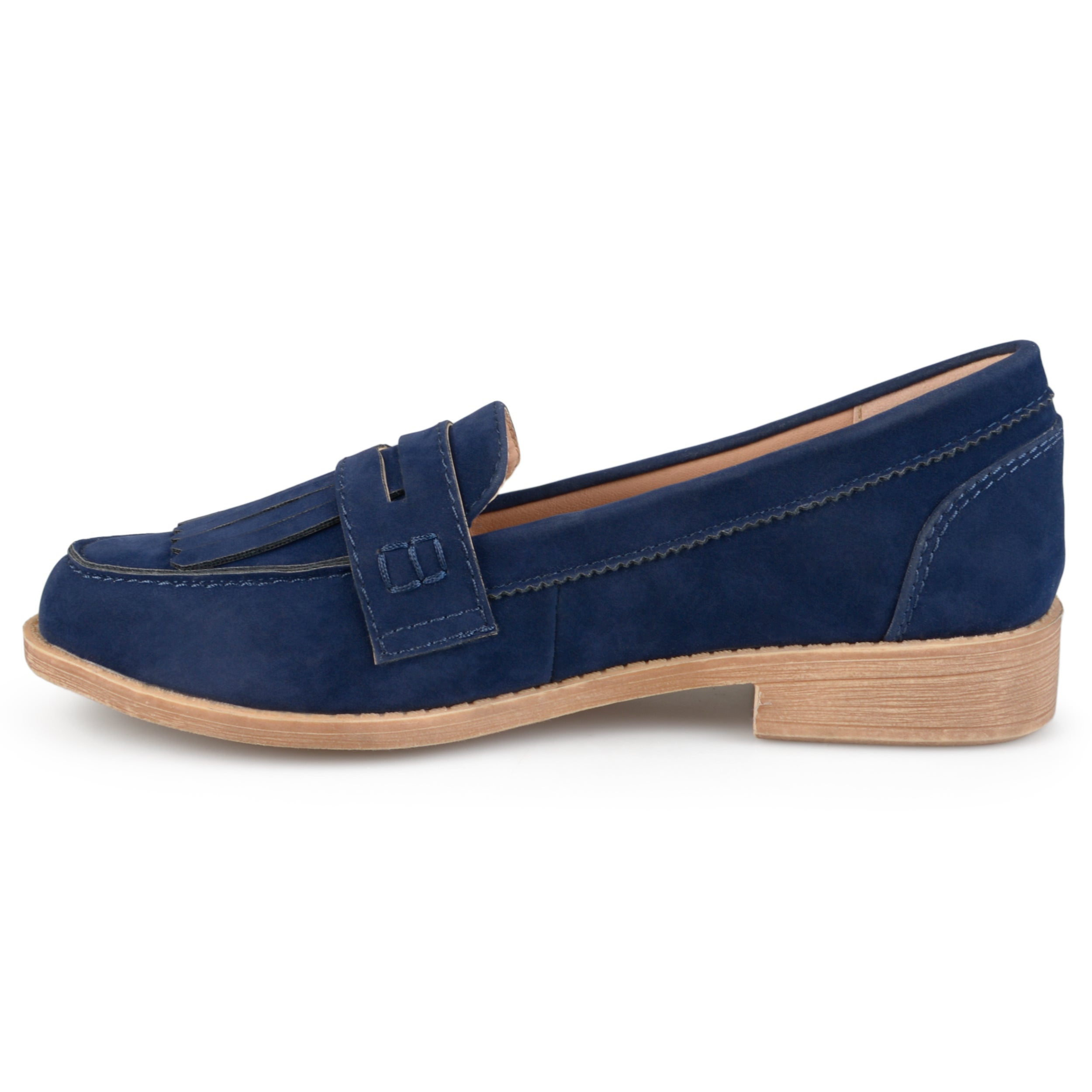 Journee Collection Larue ... Women's Heeled Loafers