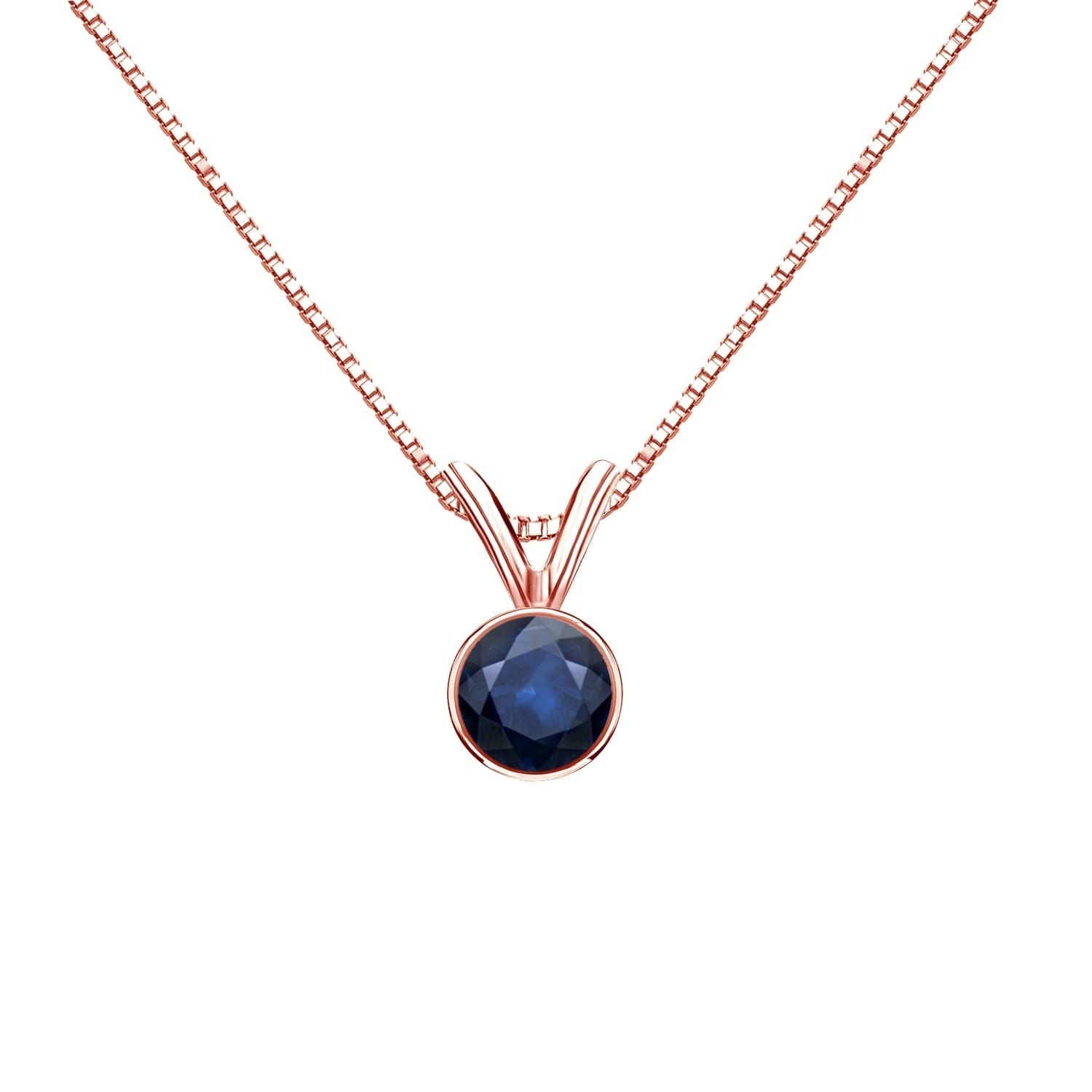 white ombr necklace michael blue sapphire diamond mark ombre gold