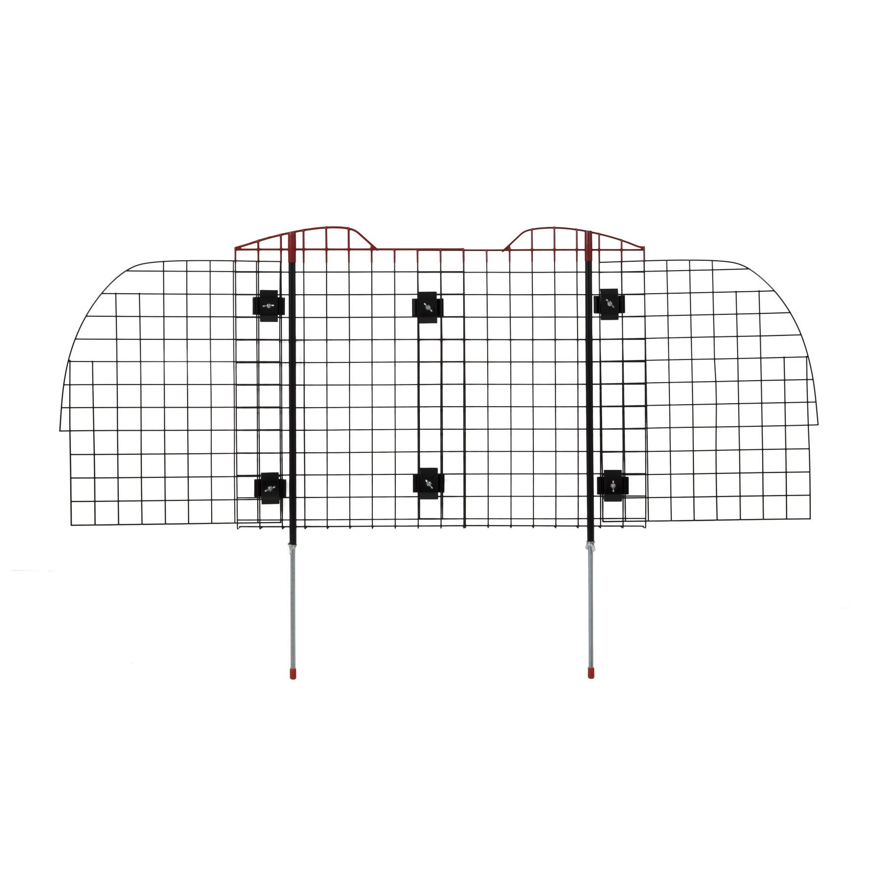 Shop Aspen Pet Universal Wire Pet Barrier and Gate - Free Shipping ...