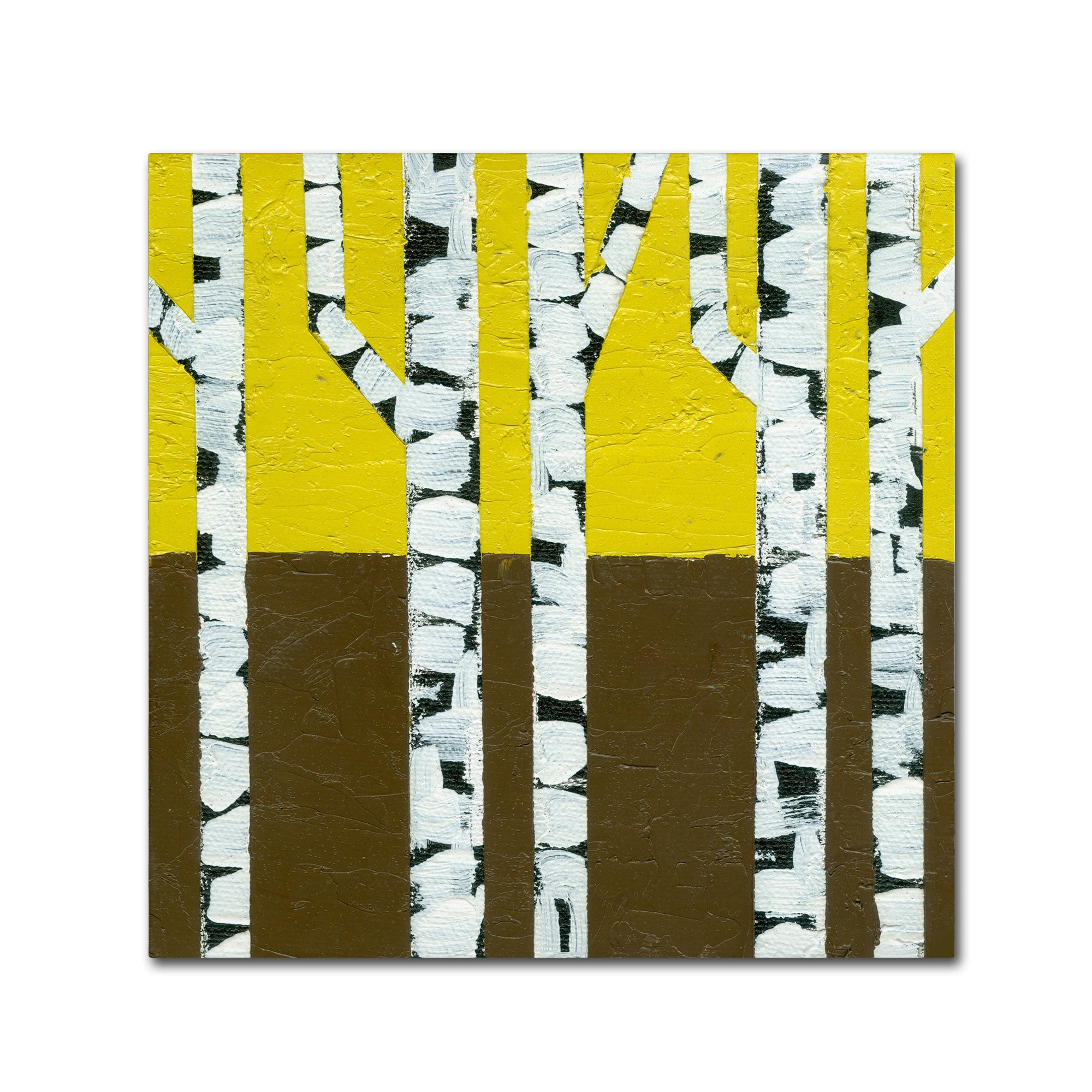 Excellent Birch Trees Wall Art Photos - The Wall Art Decorations ...