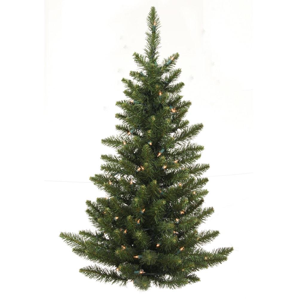 Vickerman Green Pvc 2 Foot Unlit Camdon Fir Half Artificial Christmas Wall Tree Free Shipping On Orders Over 45 12110700