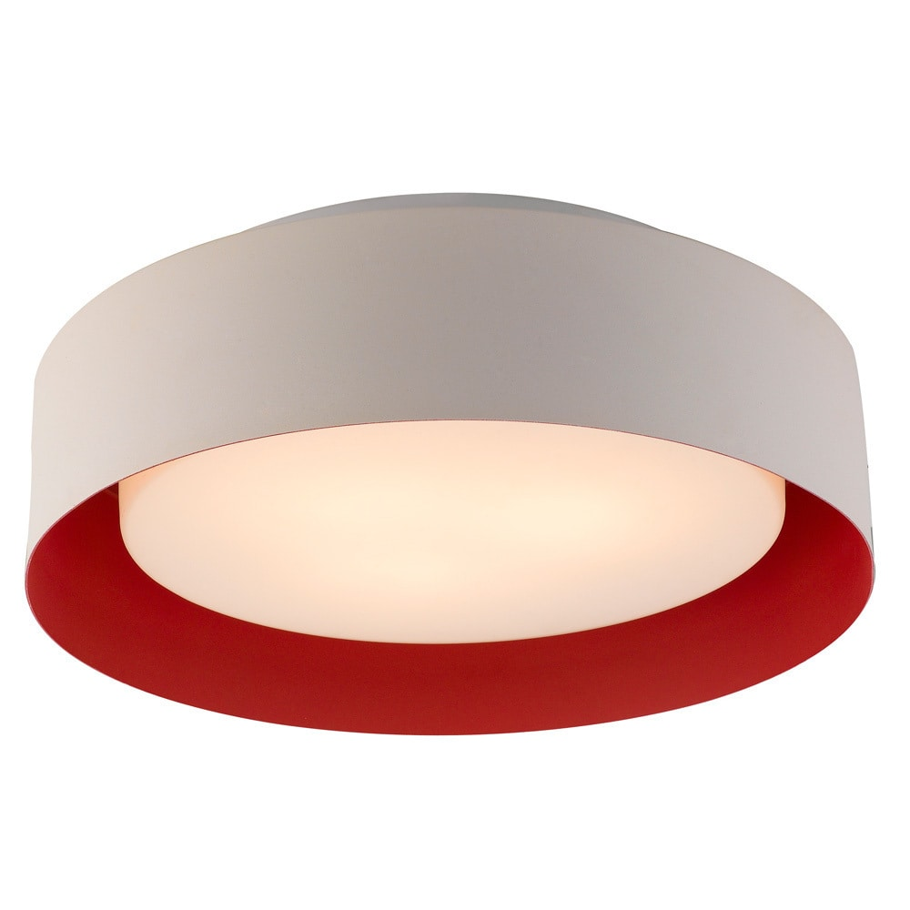 Shop Lynch Flush Mount Ceiling Light Fixture - Free Shipping Today ...