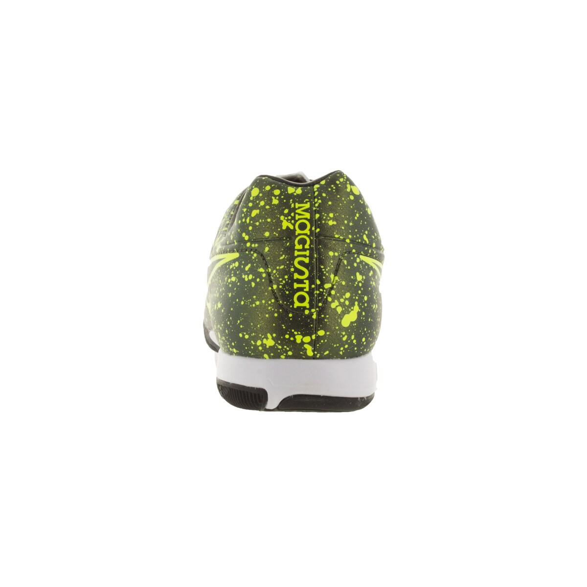 2553b47dc Shop Nike Men s Magista Onda Dark Citron Black Volt Indoor Soccer Cleats -  Free Shipping Today - Overstock - 12115019