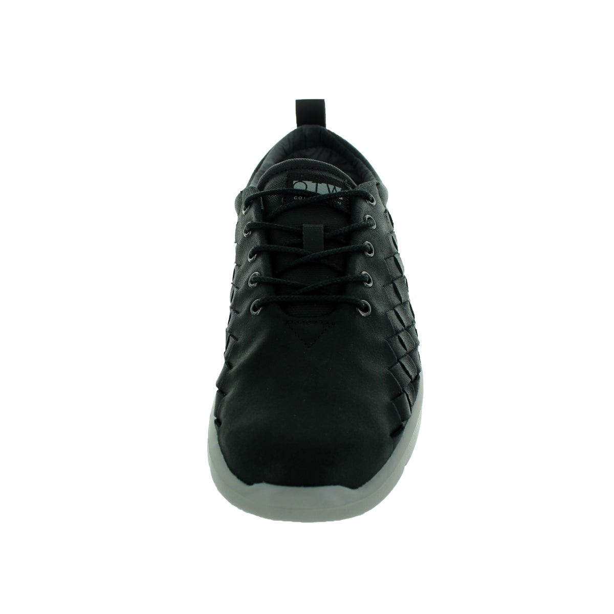 951d70d7fe Shop Vans Men s Tesella Bomber Black Ice Grey Skate Shoe - Free Shipping  Today - Overstock.com - 12115265