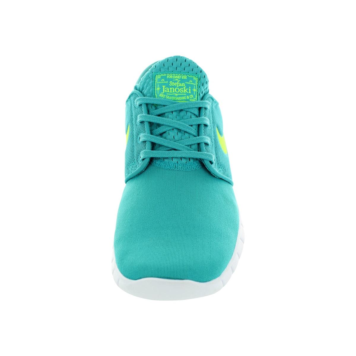 c56bc7c6f2e9 Shop Nike Men s Stefan Janoski Max Dusty Cactus Volt White Mesh Running Shoe  - Ships To Canada - Overstock - 12115385