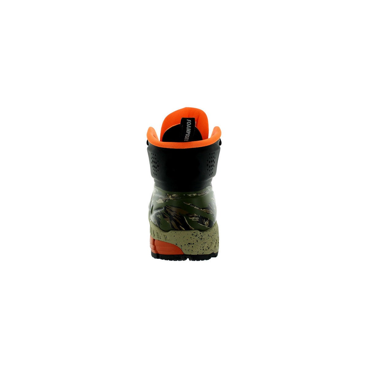 463adf397acd Shop Nike Men s Zoom MW Posite Black Green Orange Boots - Free Shipping  Today - Overstock - 12115612