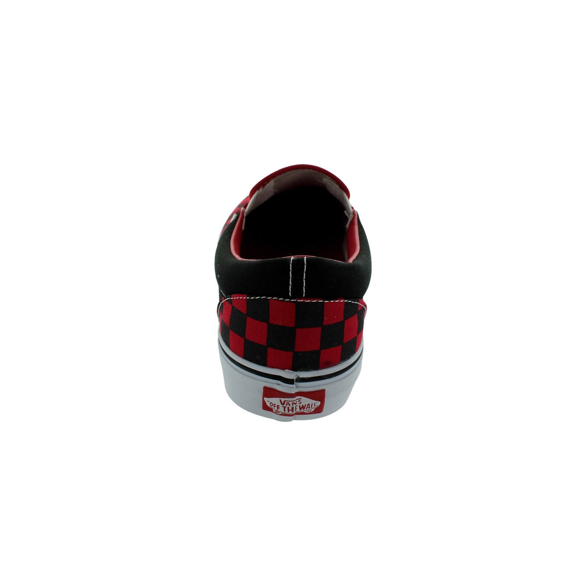 e779e7f2495 Shop Vans Classic Slip-on Formula One Black Checkerboard Skate Shoes - Free  Shipping Today - Overstock - 12115634