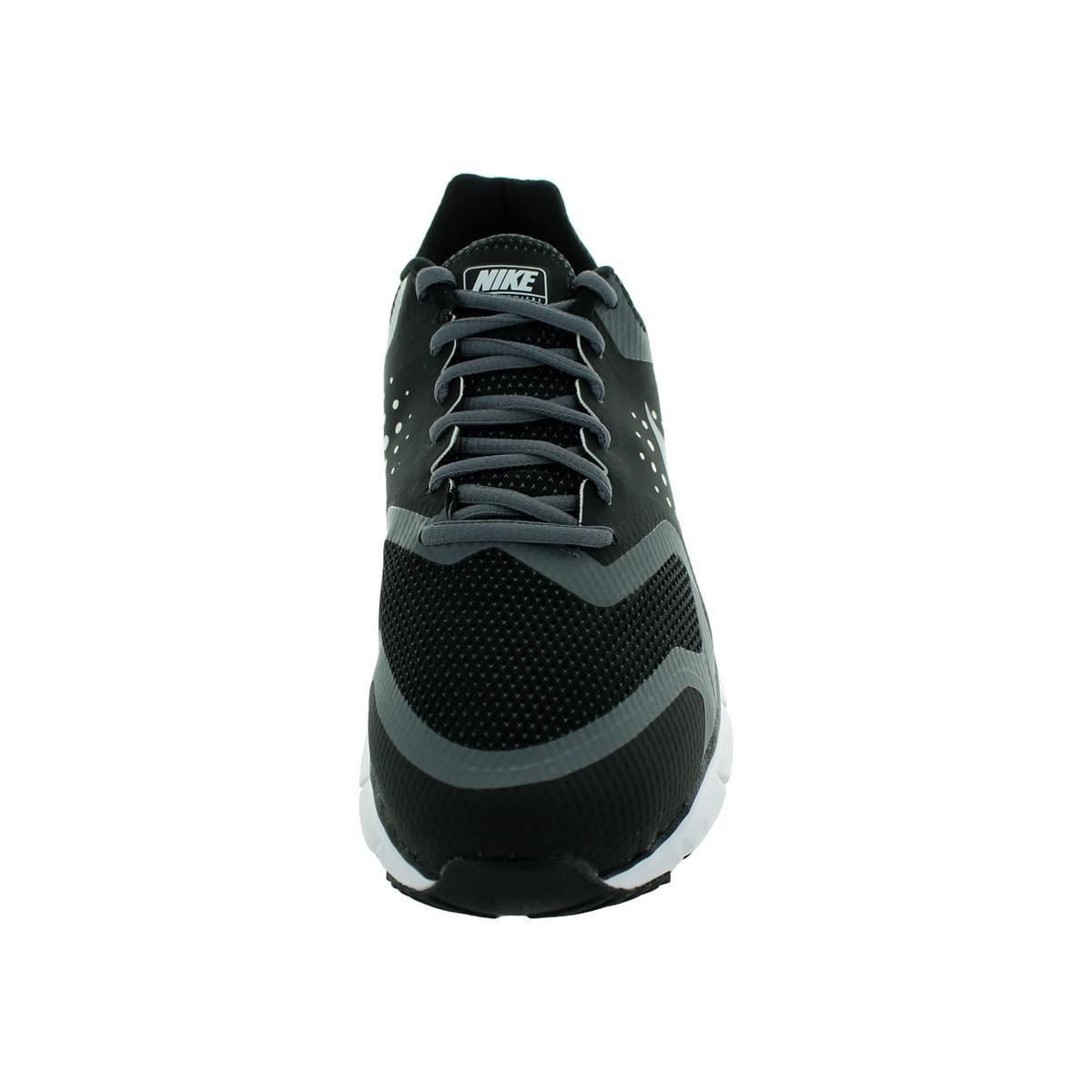 d81fc894b79d0 Nike Men's Air Max Premiere Run Black/Mlc Silver/Dark Grey/White Running  Shoe