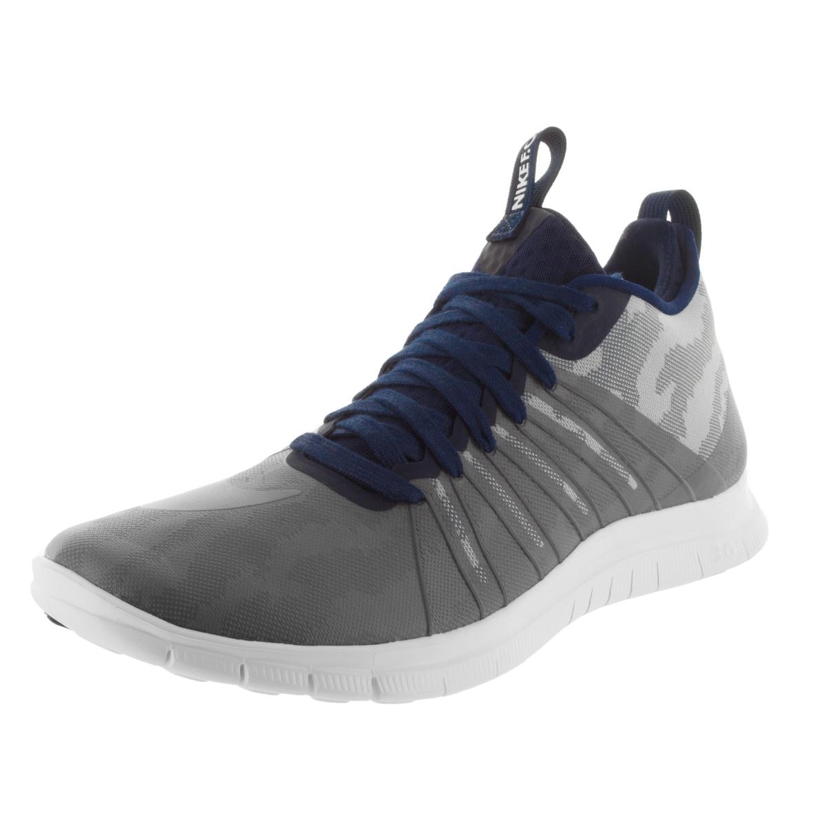 28f422617e83 Shop Nike Men s Free Hypervenom 2 Fc Flt Slvr Grey Obsdn Dark Grey Training  Shoe - Free Shipping Today - Overstock.com - 12119977