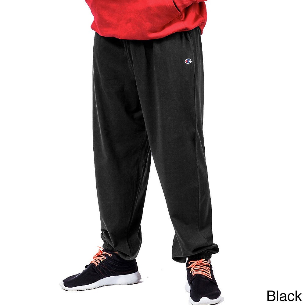 8719f217a6e1 Shop Champion Big and Tall Men s Fleece Pants - Free Shipping Today ...