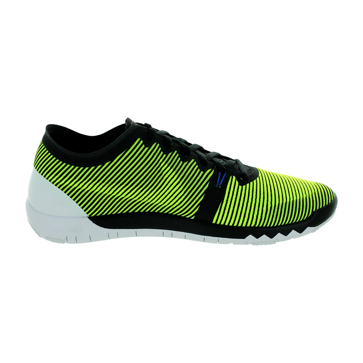 newest collection 76b72 5a988 Shop Nike Men s Free Trainer 3.0 V4 Black Volt Cactus White Training Shoe -  Free Shipping Today - Overstock - 12121312