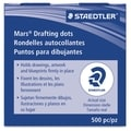 Staedtler Mars Drafting Dots - White (500/Roll)