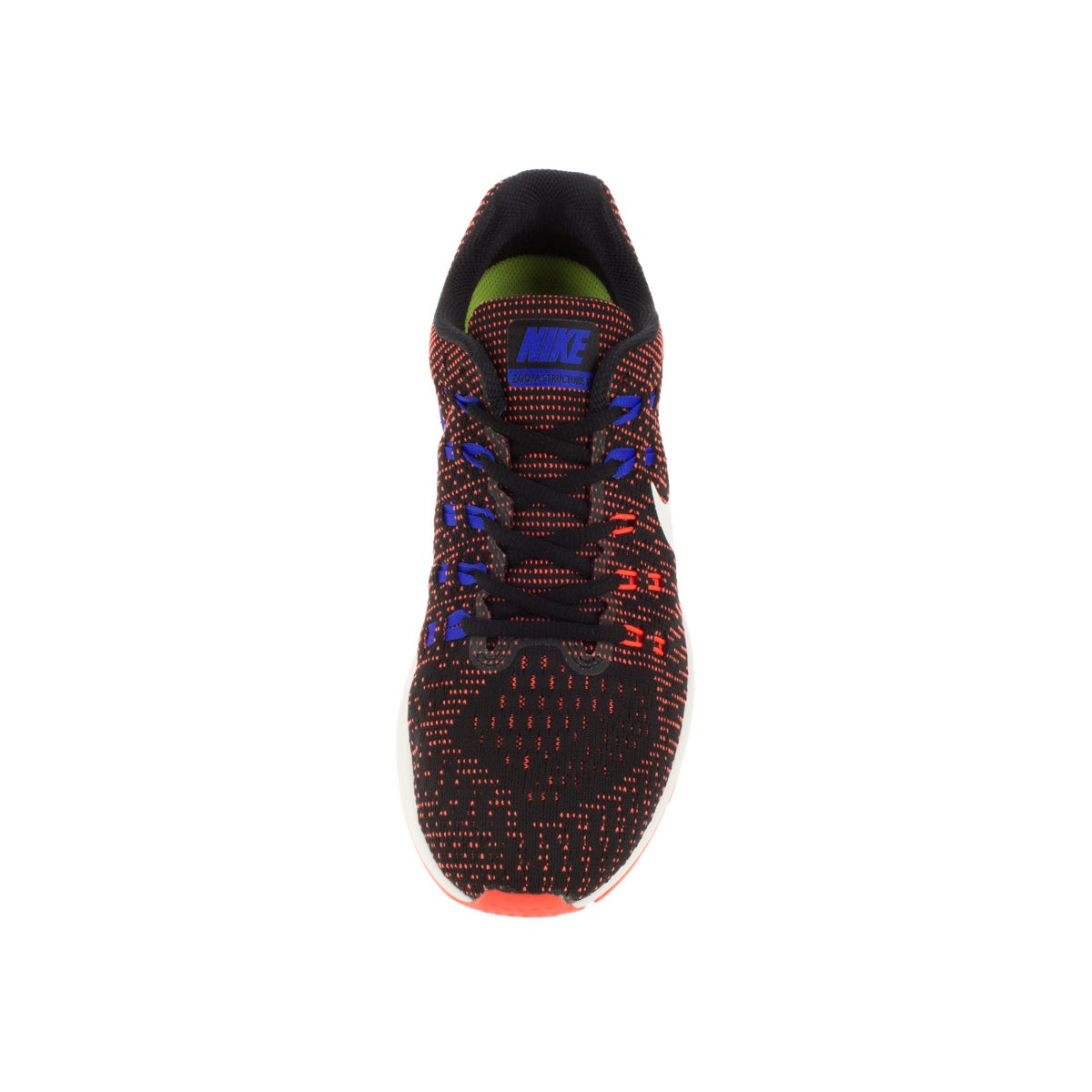 outlet store 2c2ee 9c6ca Shop Nike Men s Air Zoom Structure 19 Black Sail T Crimson  Running Shoe -  Free Shipping Today - Overstock - 12136480