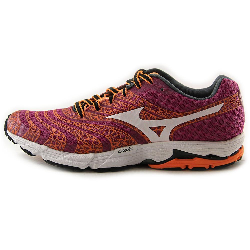 brand new af7cb 733cc Shop Mizuno Women s Wave Sayonara 2 Mesh Athletic Shoes - Free Shipping  Today - Overstock.com - 12137754