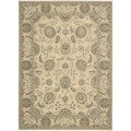 Nourison Persian Empire Ivory Area Rug (7'9 x 9'9)