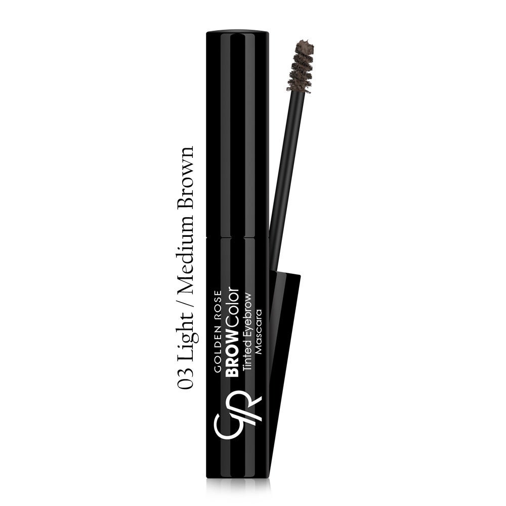 9bc3e993e30f Shop Golden Rose Brow Color Long Wear Tinted Eyebrow Mascara - Free  Shipping On Orders Over $45 - Overstock - 12143180