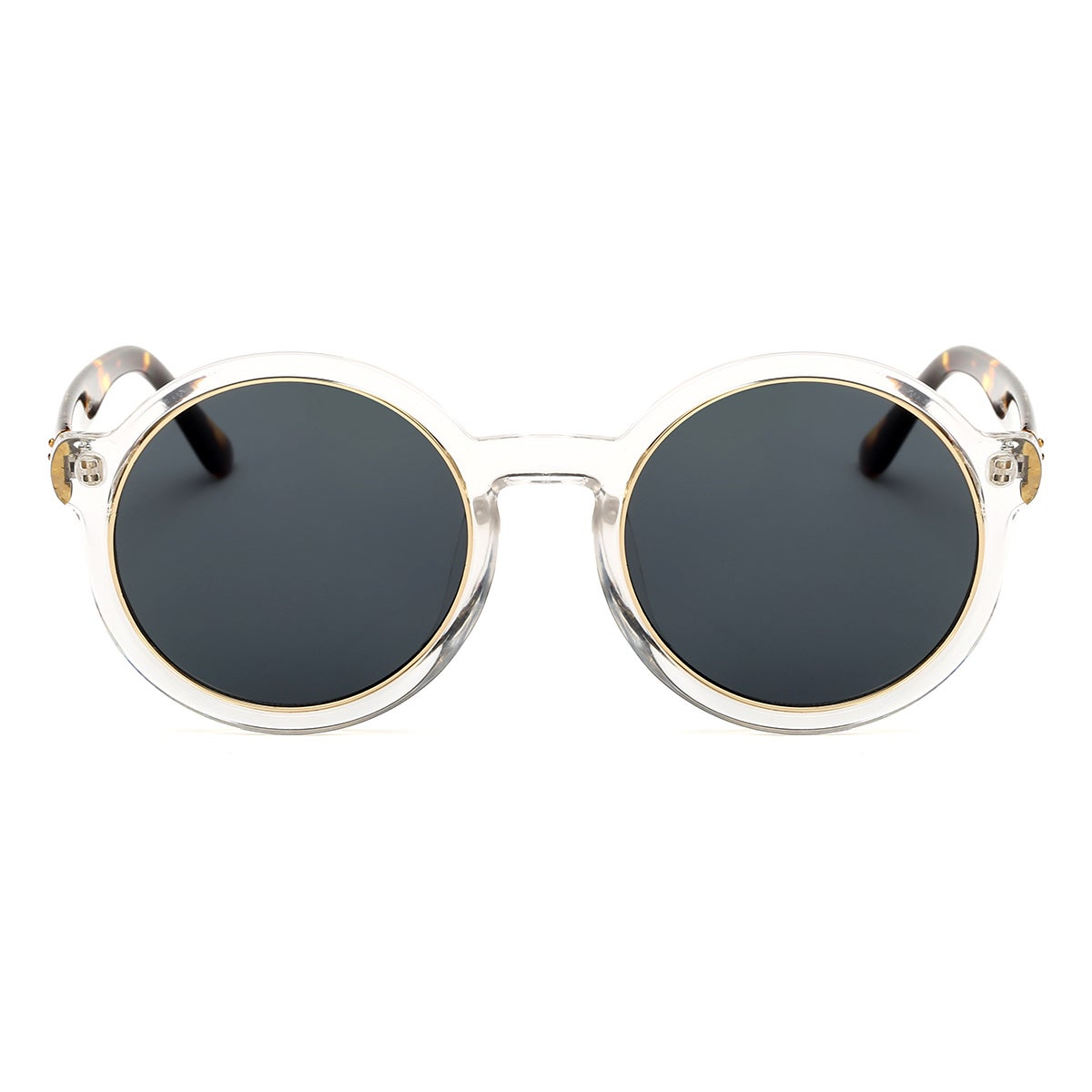 d7c110ce7a0 Shop Dasein Round Sunglasses - On Sale - Free Shipping On Orders Over  45 -  Overstock.com - 12143820