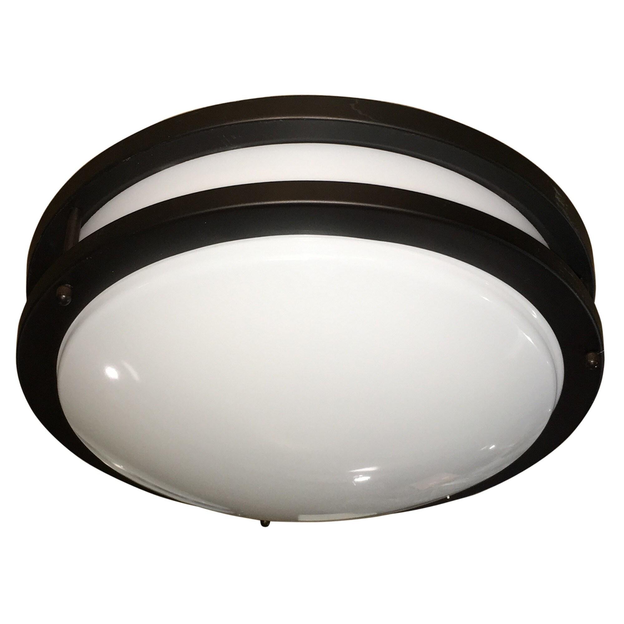 Y decor euro decorative oil rubbed bronze fluorescent ceiling light fixture