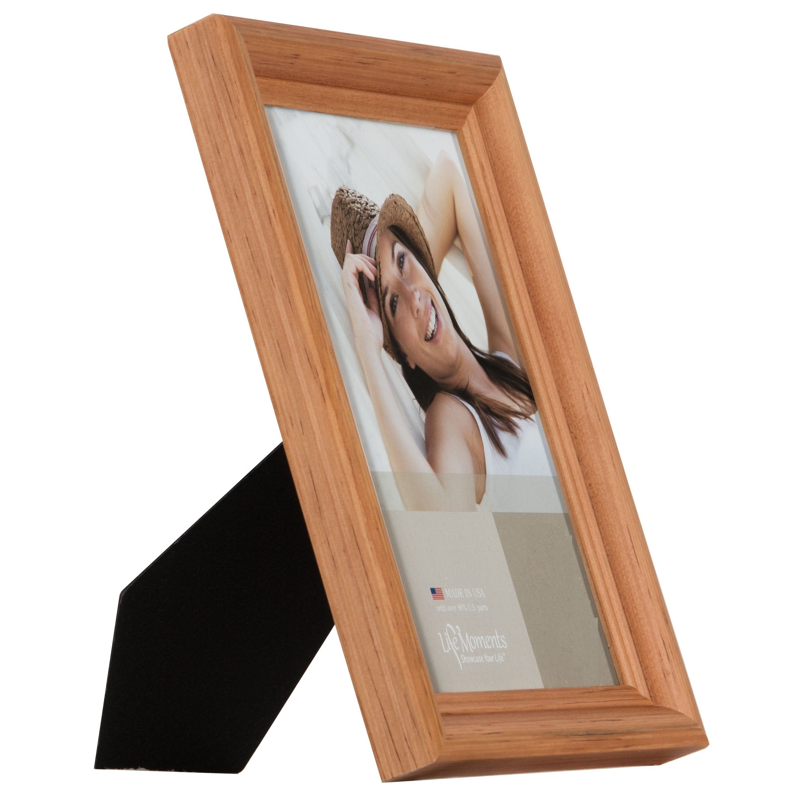 life moments natural wood frames pack of 6 free shipping on orders over 45 overstockcom 19002027 - Natural Wood Picture Frames