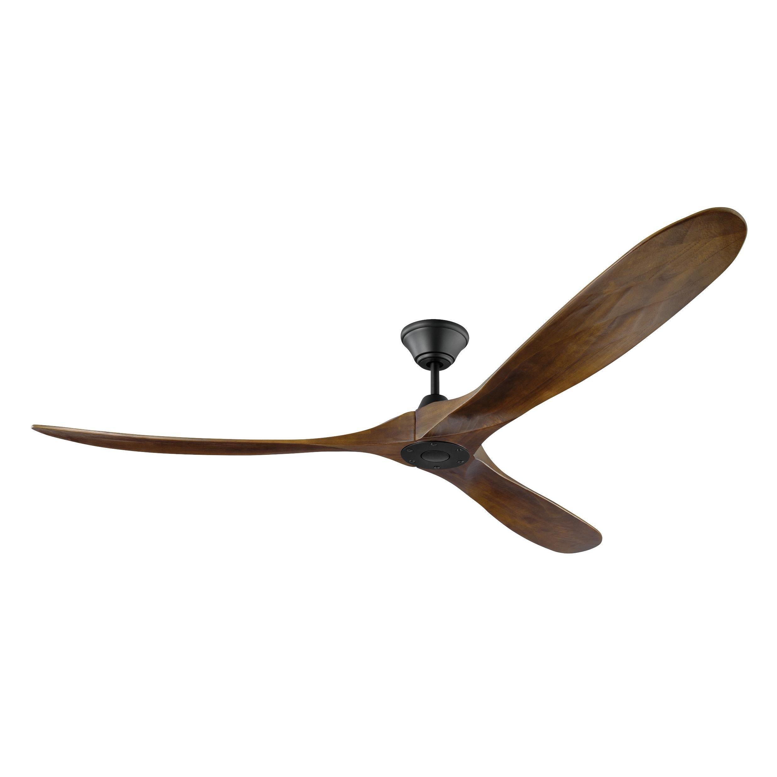 Monte Carlo Maverick Max 70 inch Black Ceiling Fan Free Shipping