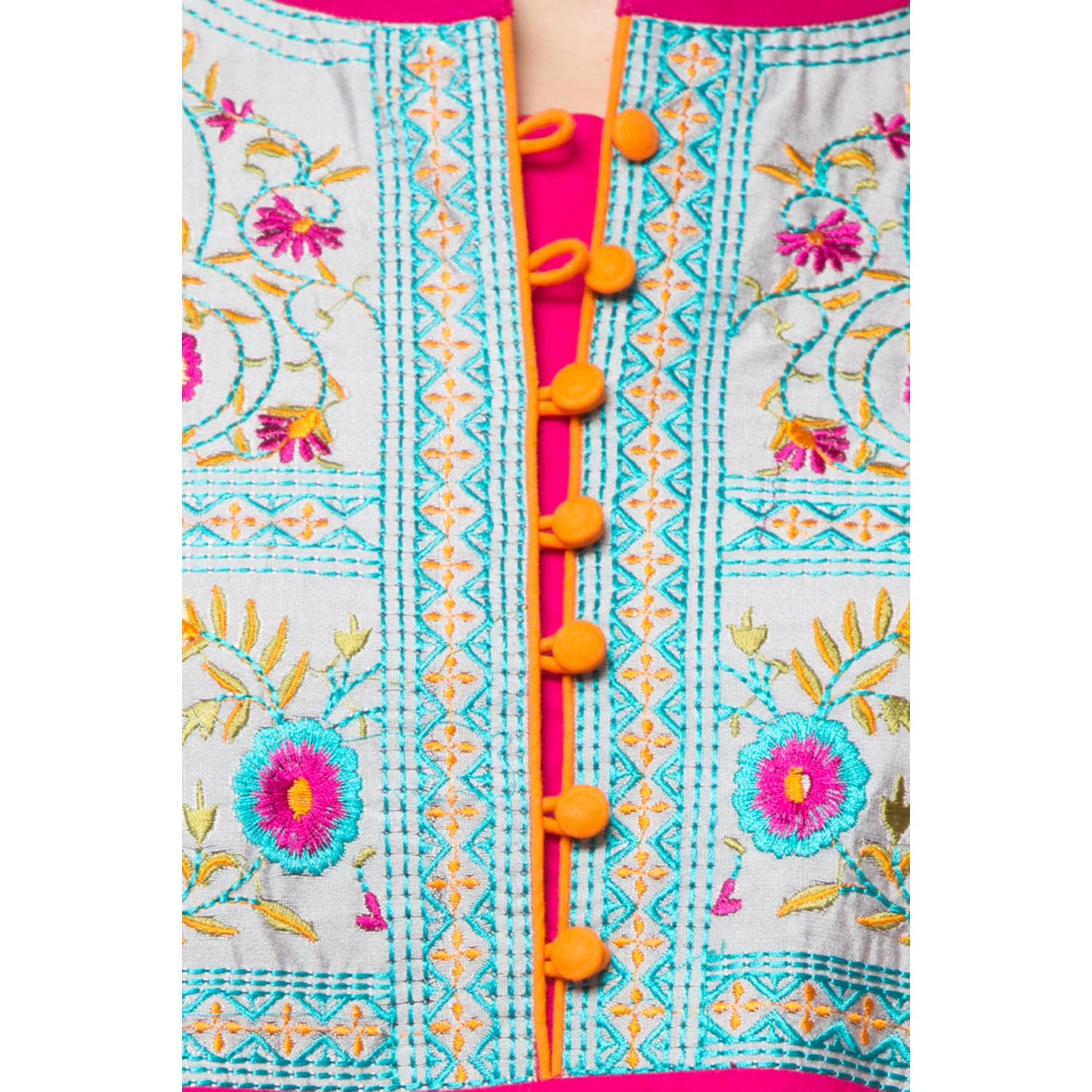 d88bf3bf4a9 Shop Handmade In-Sattva Ethnicity Women s Royal Kurta Tunic (India) - Free  Shipping On Orders Over  45 - Overstock - 12157112