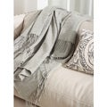 Sevan Collection Classic Design Throw Blanket
