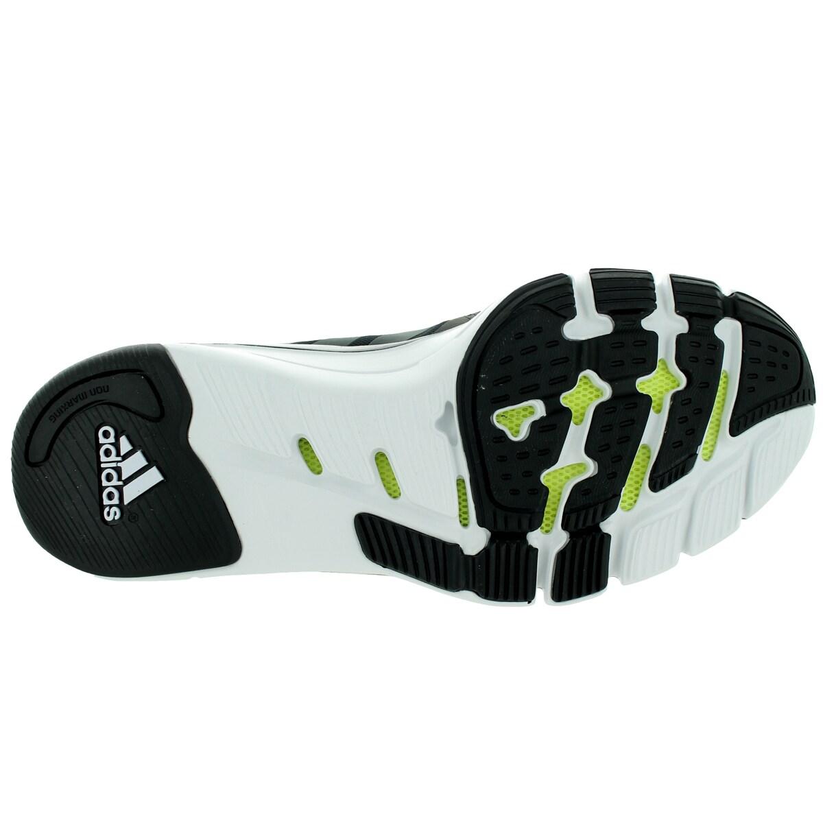 3eadef3b344e0 Shop Adidas Women s Adipure 360.3 W Black White Lava Glow Running Shoe -  Free Shipping Today - Overstock - 12175232