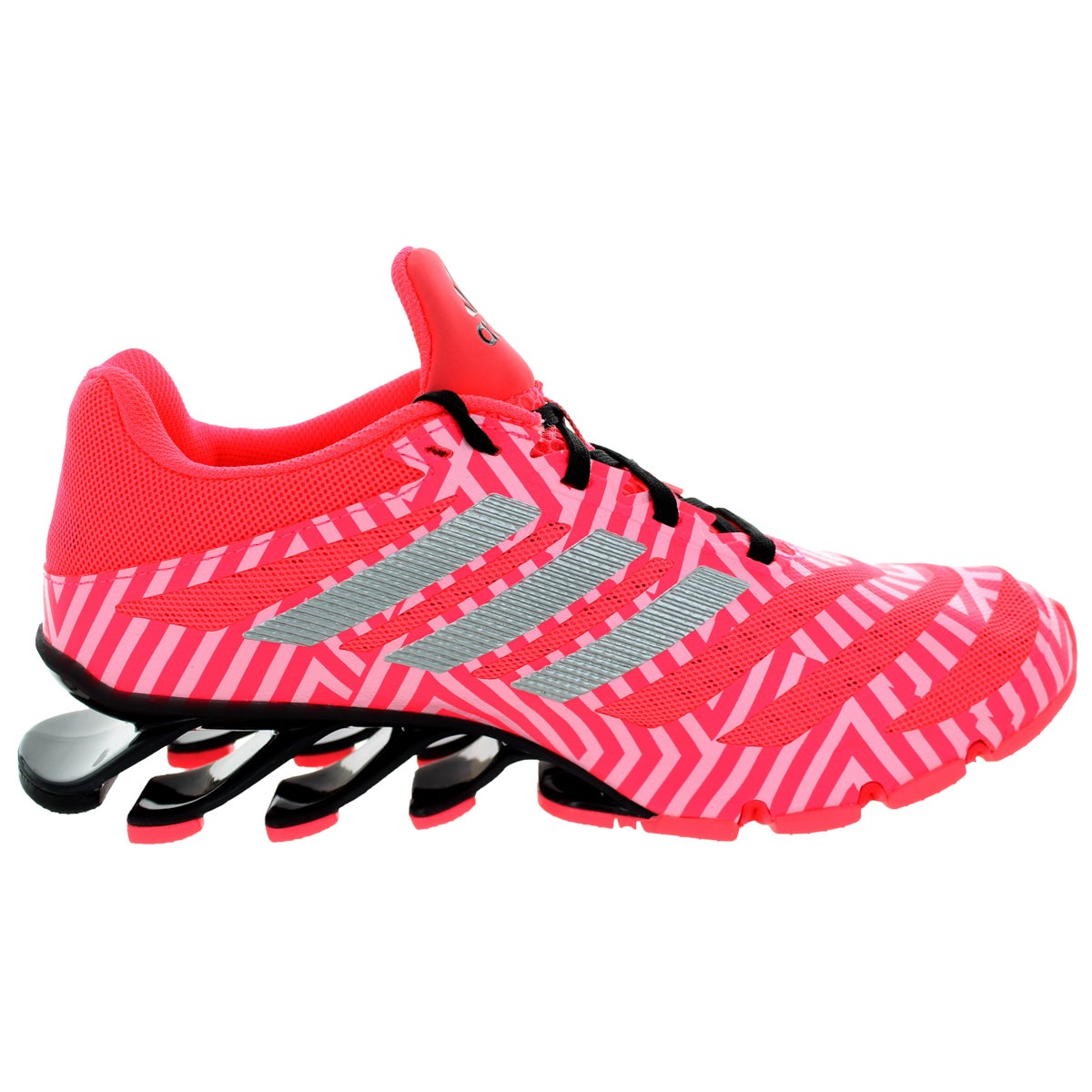 sale retailer 7b2cd 47030 Shop Adidas Women s Springblade Ignite W Pinkver White Running Shoe - Free  Shipping Today - Overstock - 12175262