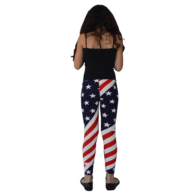 f92460d29 Shop Girls Fun Printed Leggings - On Sale - Free Shipping On Orders Over  $45 - Overstock - 12179364