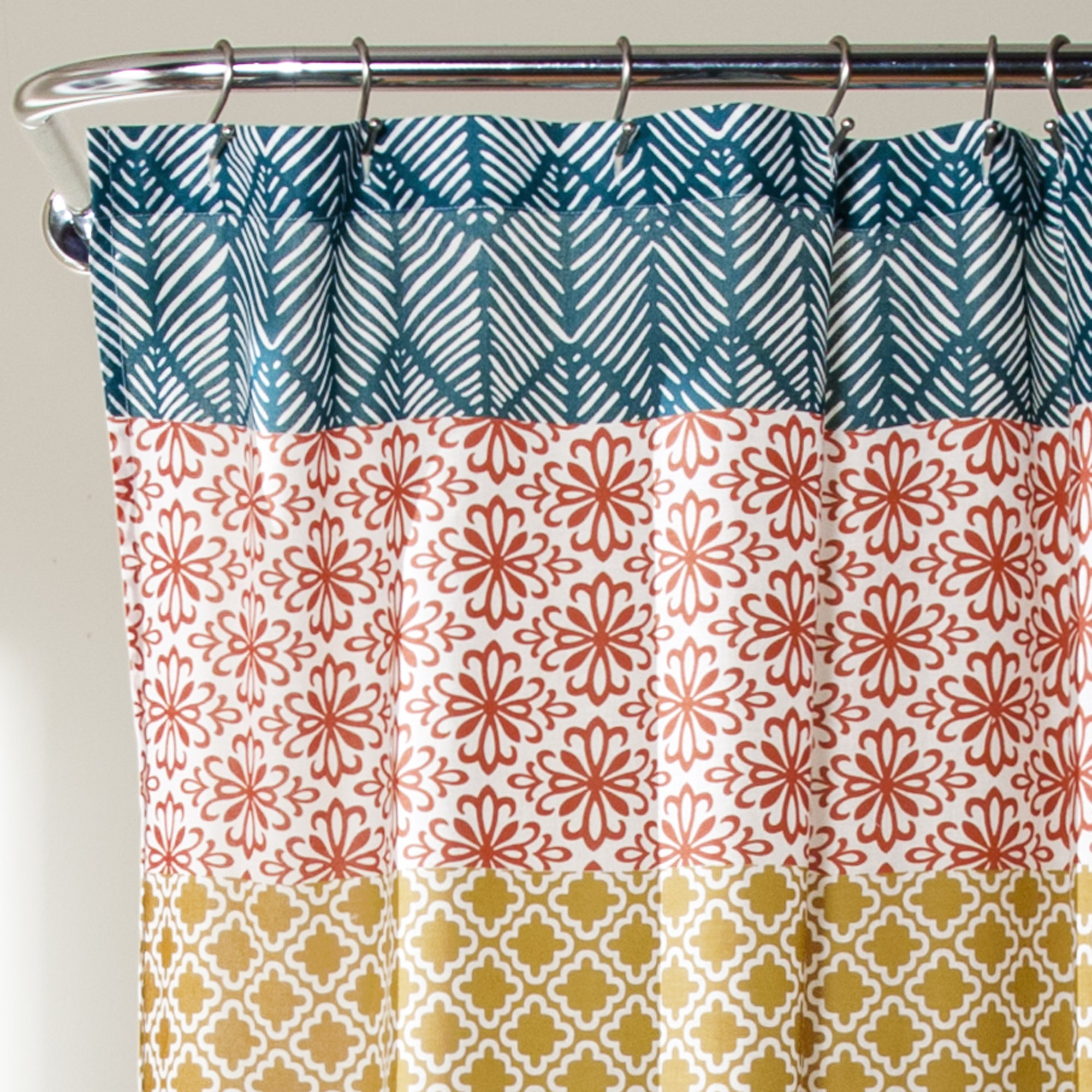 curtains curtain design your get and teal shower bathroom ideas designed opulent black beautifully for