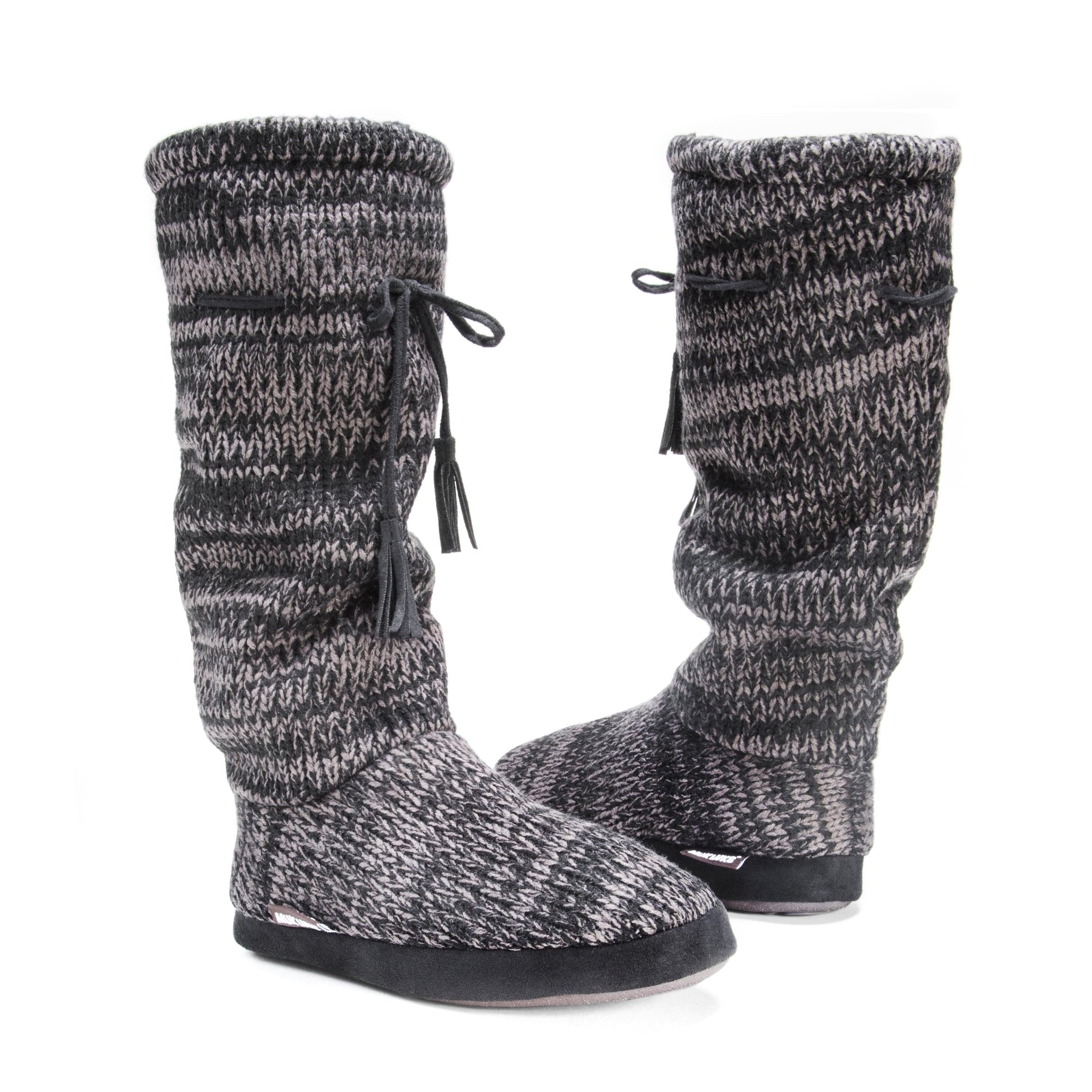 MUK LUKS® Angela Slipper Socks - Single Pair F4SW9