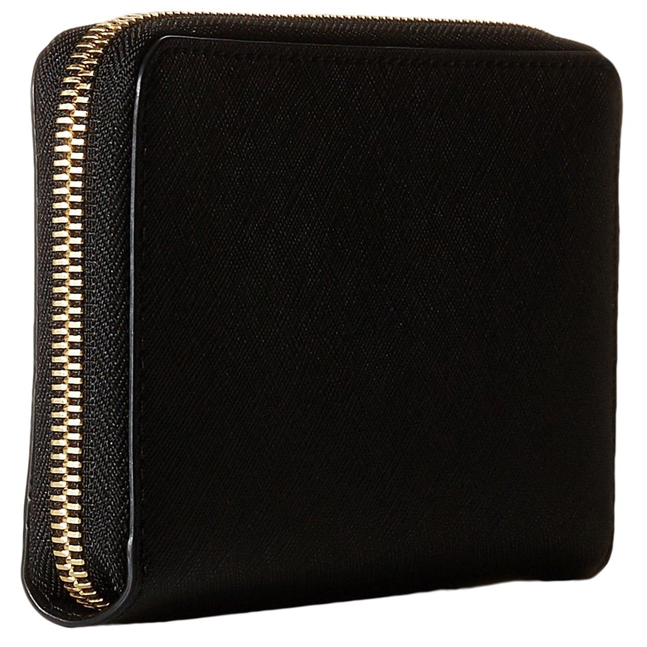 ffd3ca36c28e Shop Michael Kors Jet Set Travel Large Black Smartphone Wrislet Wallet - Free  Shipping Today - - 12186054