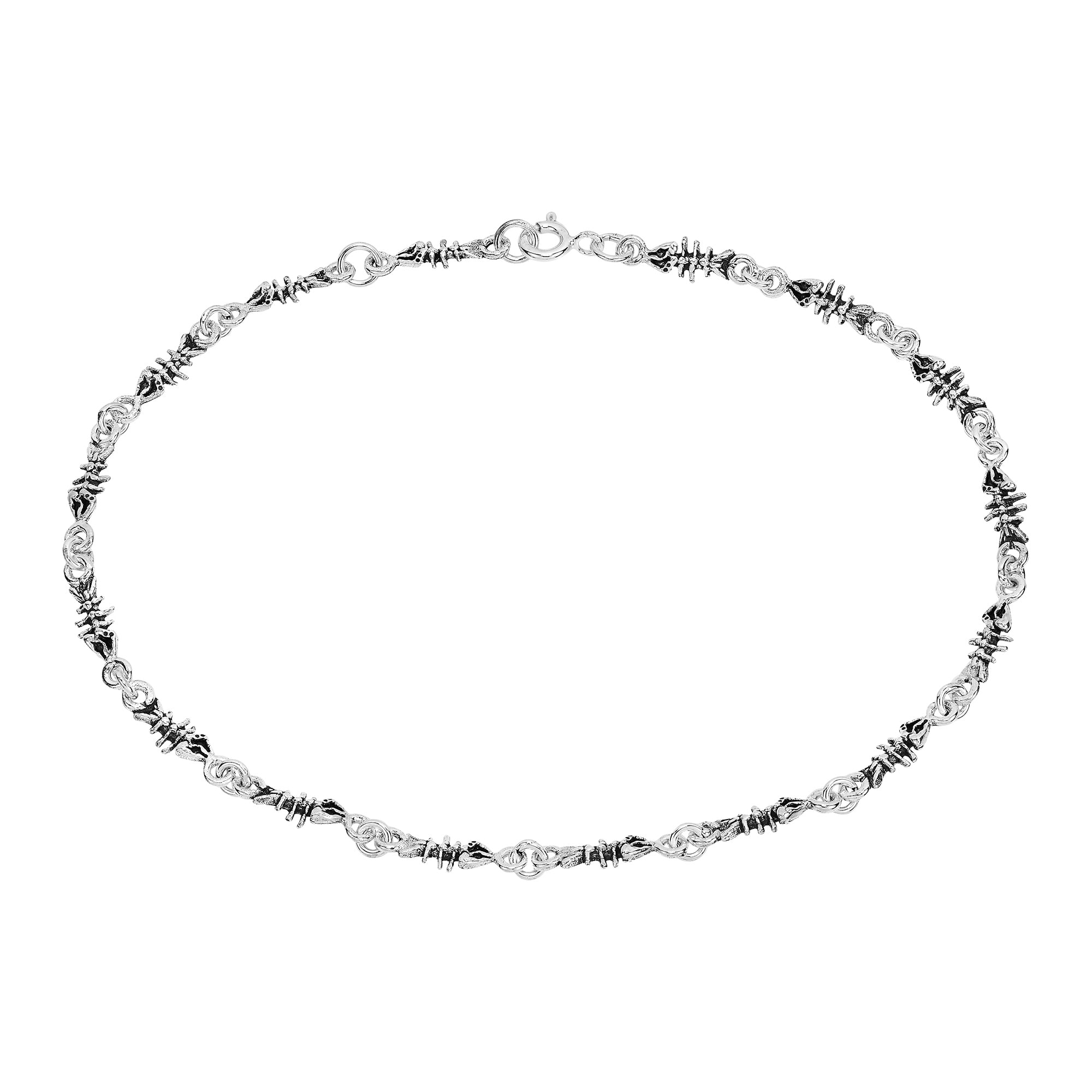 for n accessories kl anklet urban fashion jewelry to ladies bahana buy malaysia in women product where oxidised anklets rathi silvertone online indie girls