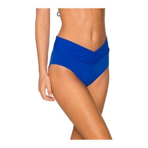 192813b2c8e ... Thumbnail Women  x27 s Sunsets V-Front High Waist Swim Bottom Ultra Blue