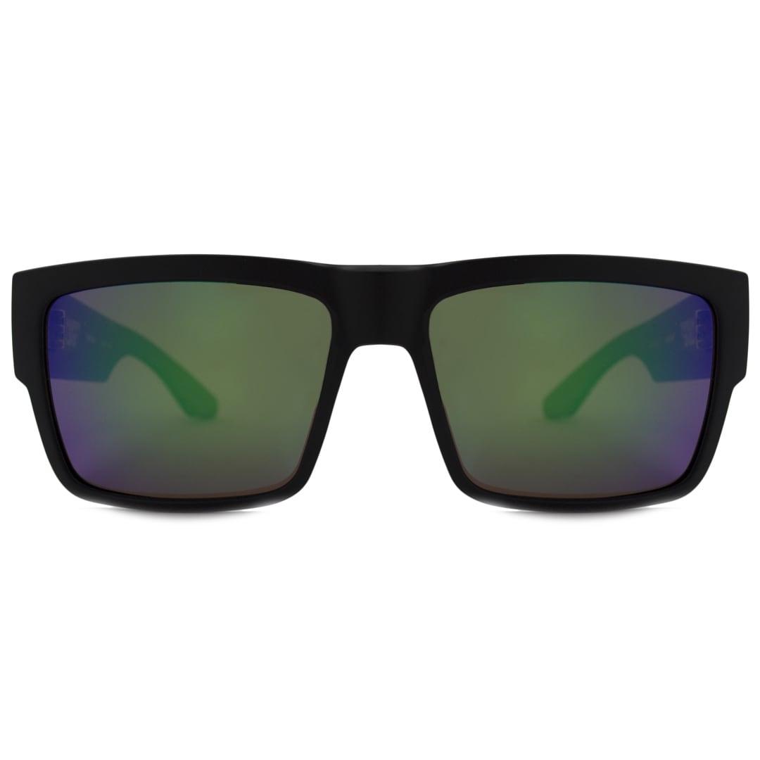f66b1ff4b9 Shop Spy Optic Men s Cyrus Polarized  Rectangular Sunglasses - Free  Shipping Today - Overstock.com - 12202893