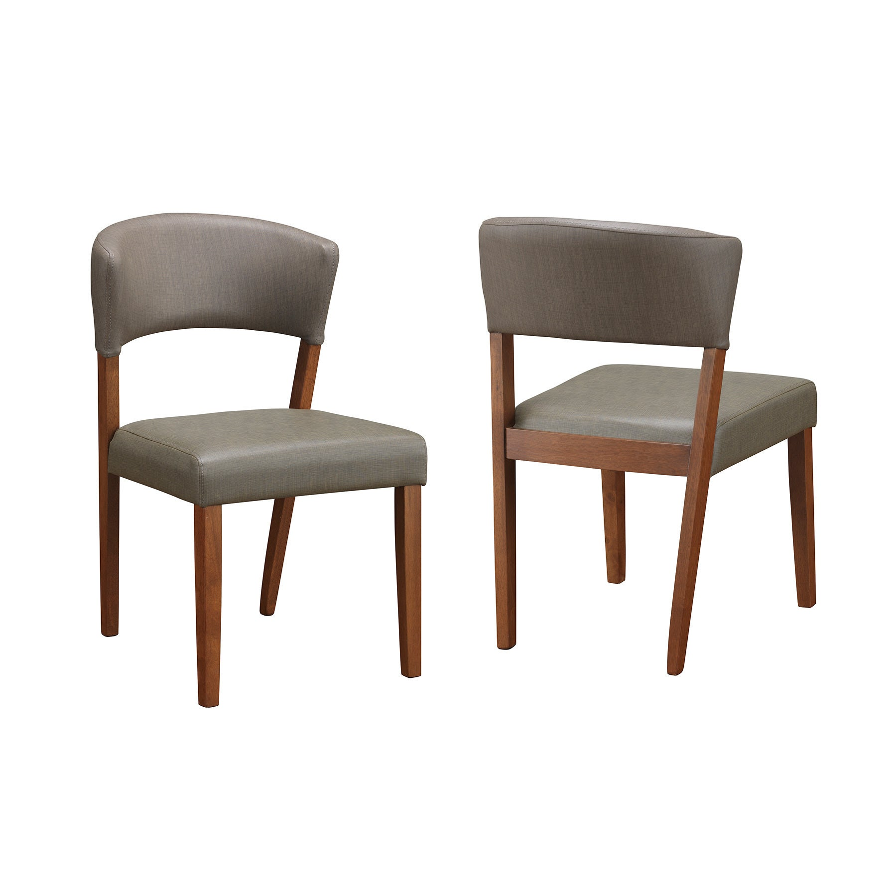 Shop Coaster Company Paxton Brown Dining Chair