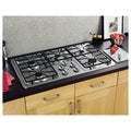 GE 36-inch Gas Cooktop