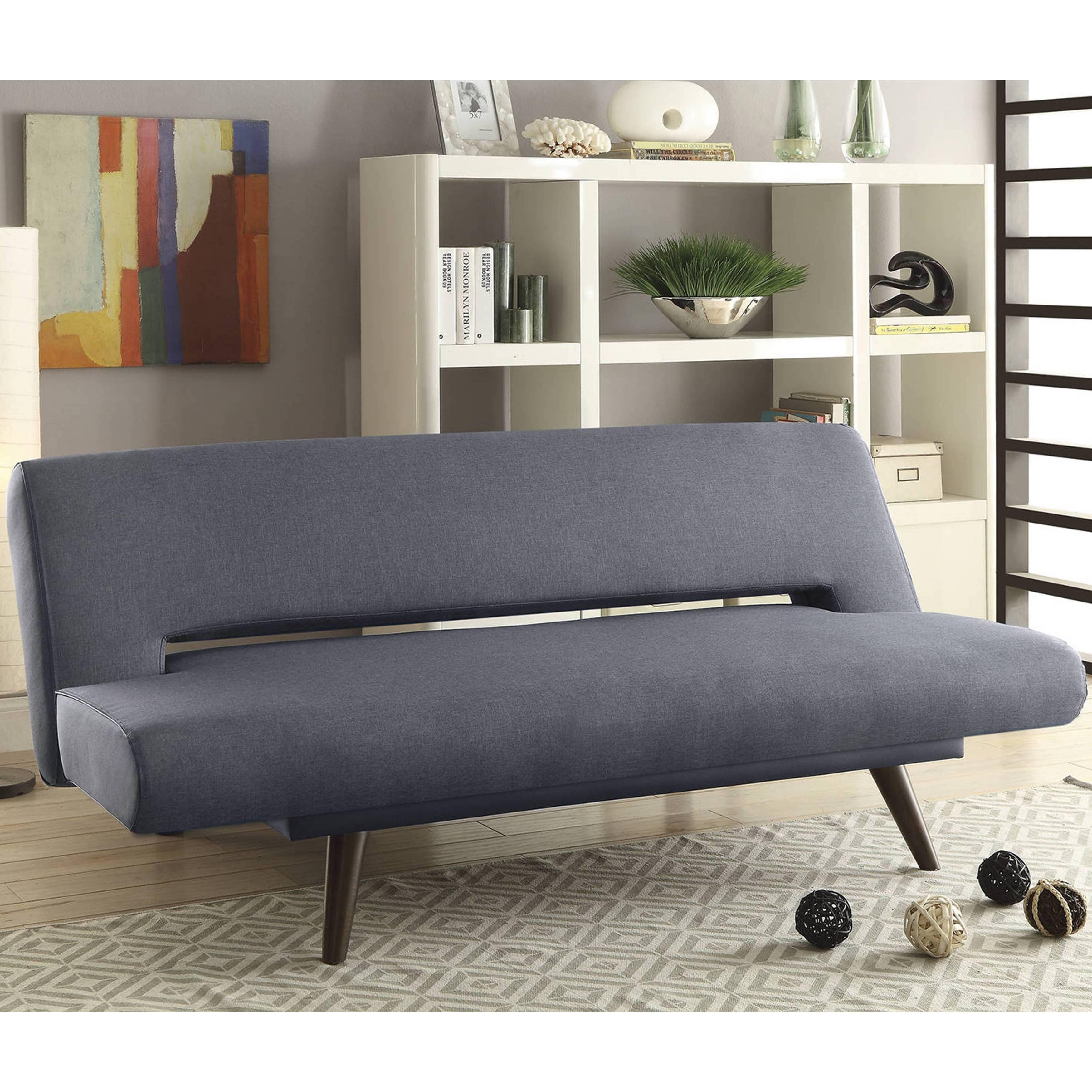 Shop Modern Design Convertible Sofa Bed - Free Shipping Today ...