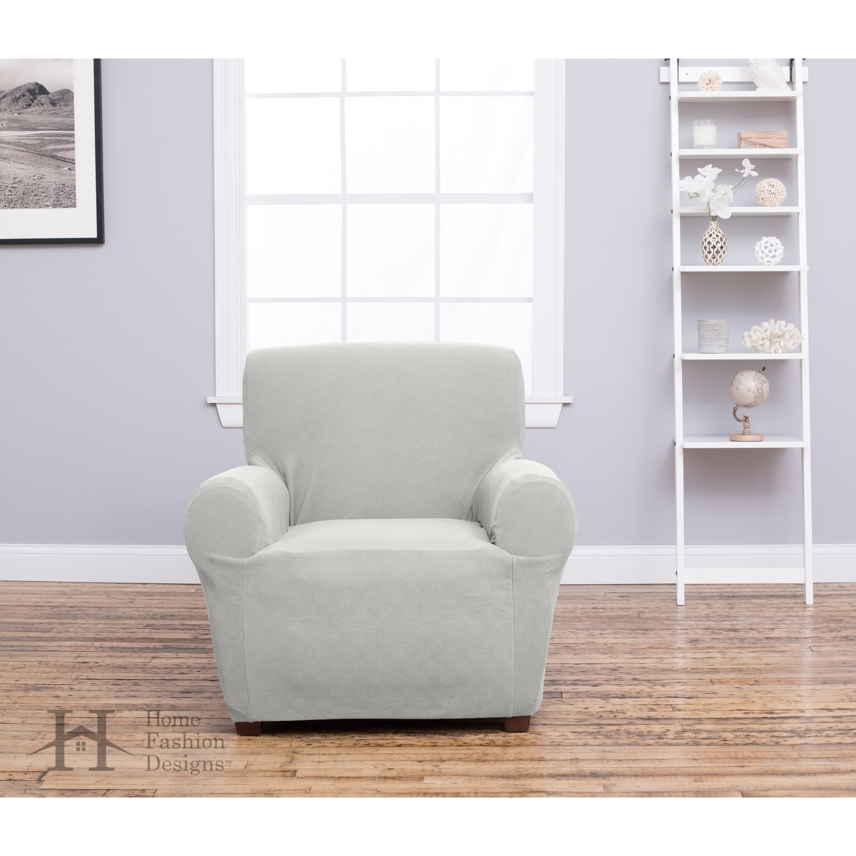 Home Fashion Designs Cambria Collection Heavyweight Stretch Chair ...