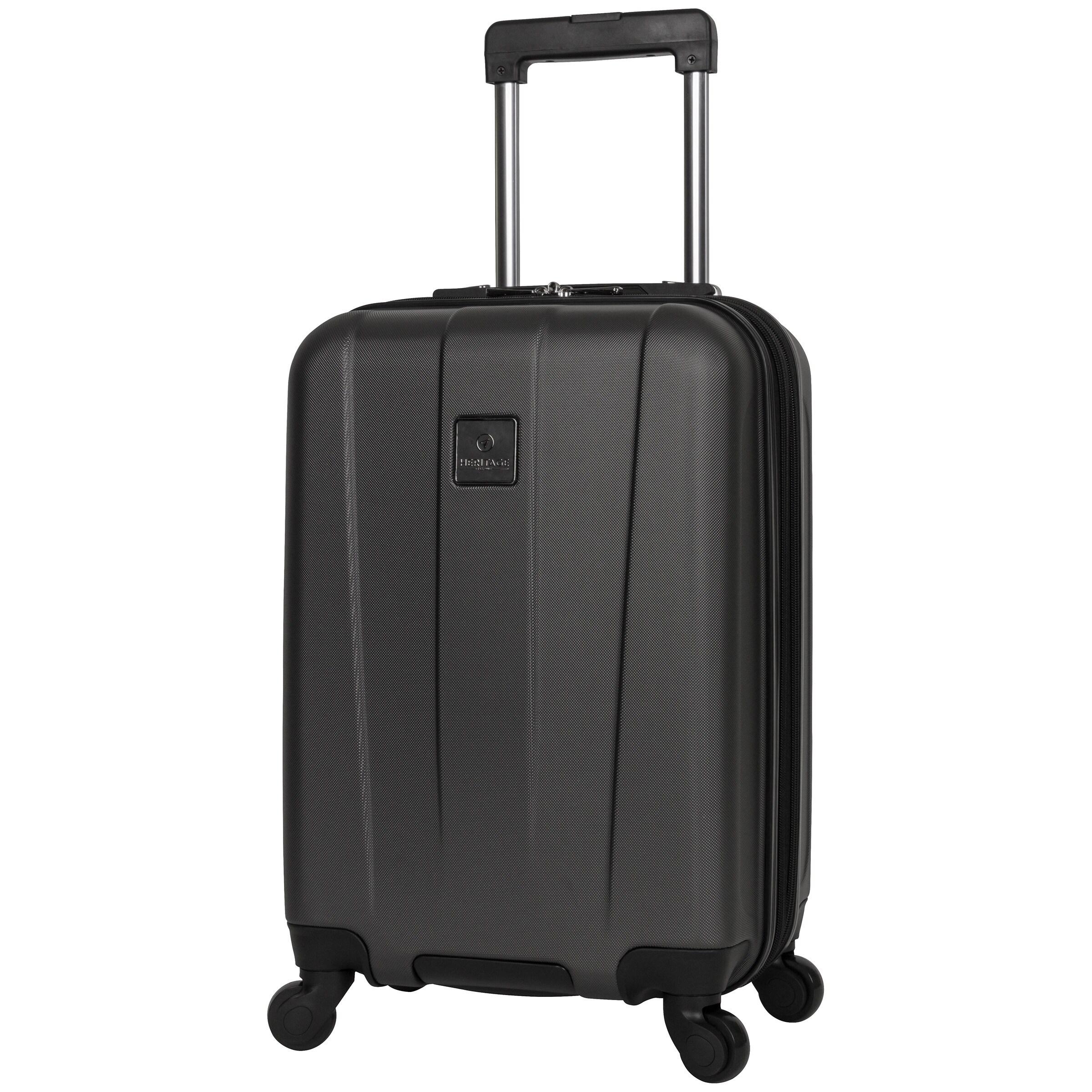 897f0af57fd5 Heritage Gold Coast 20-inch Hardside Carry-On Spinner Suitcase