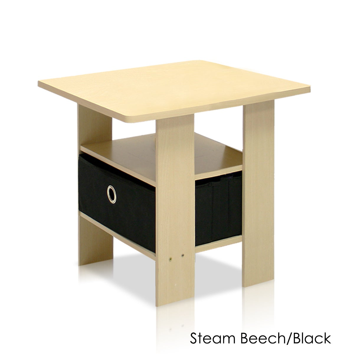 Shop Porch Den East Village Cooper Square End Table Nightstand - Cooper end table